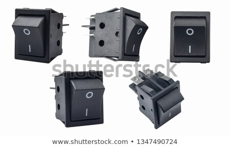 Rocker switch  Stock photo © Nneirda