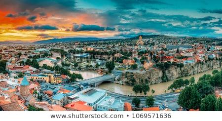 Tbilisi beautiful, Georgia Stock photo © joyr
