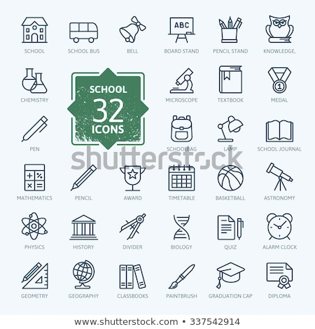 fita · linha · ícone · teia · móvel · infográficos - foto stock © rastudio