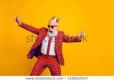 Korkak dansçı genç beton gibi Stok fotoğraf © gravityimaging