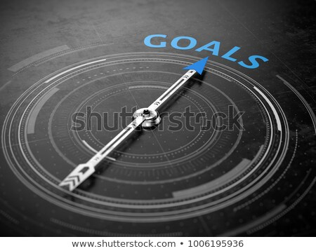 Compass on White Background, Unity Concept Stock photo © make