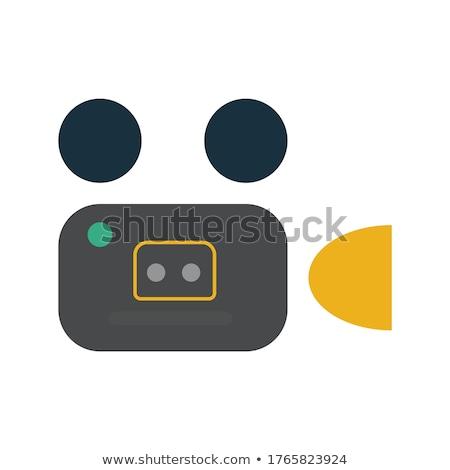 vector set of television Stok fotoğraf © olllikeballoon