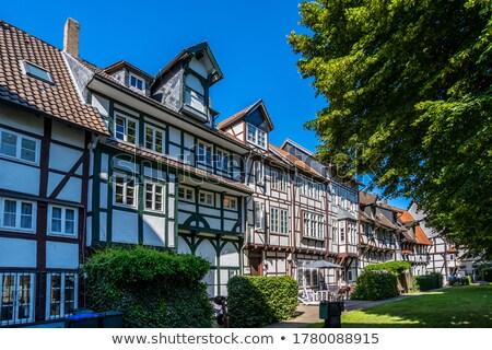 Lemgo, Germany Stock photo © borisb17