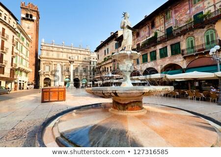 Architecture of Verona Stock photo © simply