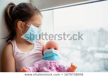 Children And Covid Stock photo © Lightsource