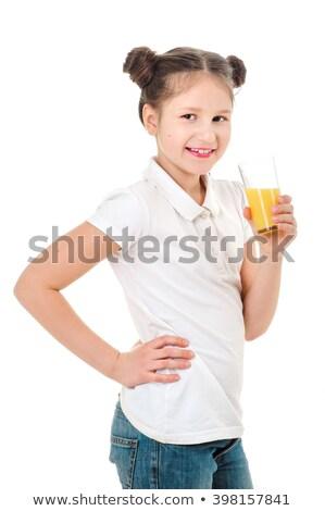 portakal · suyu · zaman · cam · turuncu · kahvaltı · meyve · suyu - stok fotoğraf © photography33