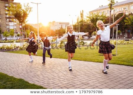 learning, even outside of school Stock photo © OleksandrO