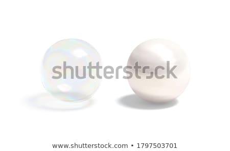 translucent globules Stock photo © prill