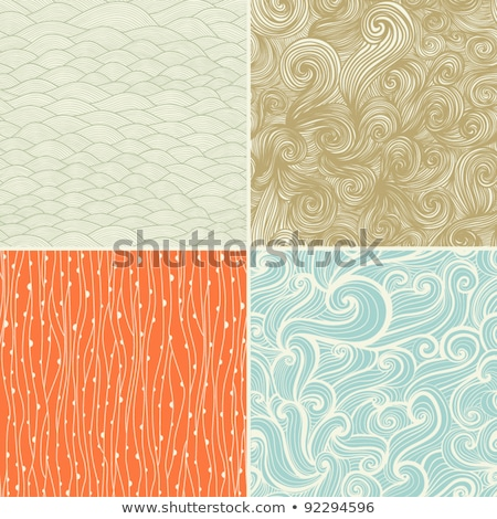 Four repeating patterns stock photo © ronfromyork