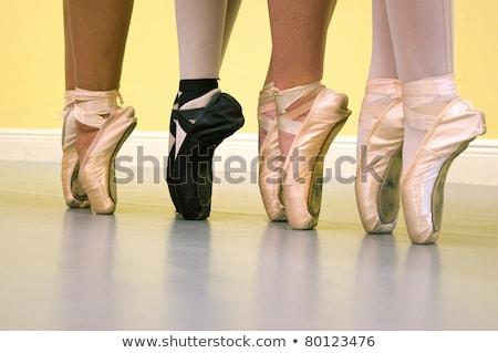 Pointe Shoes #4 Stock photo © Forgiss