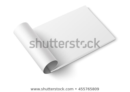 Rolled book Stock photo © leungchopan