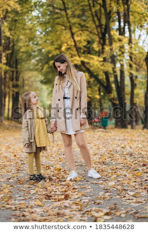 Young beautiful girl in love Stock photo © d13