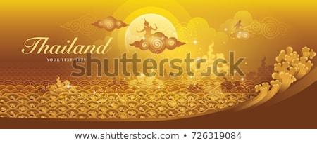Thai Angle Stock photo © smuay