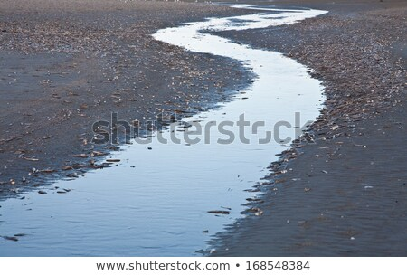 Rio praia ilha Dinamarca Foto stock © jeancliclac