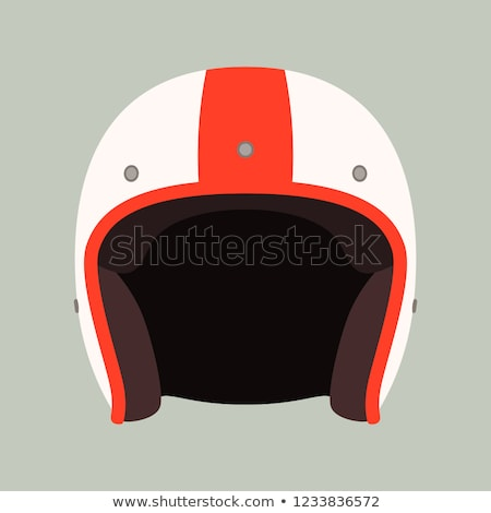 racer helmet Stock photo © OleksandrO