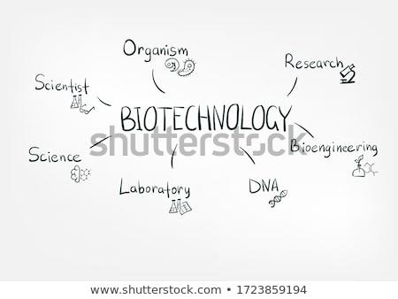 átomo · assinar · conselho · linha - foto stock © rastudio