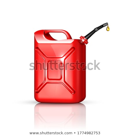 A gasoline container Stock photo © bluering