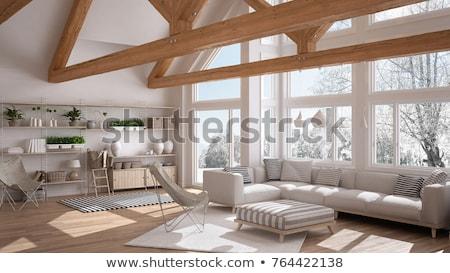 fen tre bois maison vieille maison murs couleur photo stock oleksandr kotenko. Black Bedroom Furniture Sets. Home Design Ideas