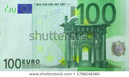 ヨーロッパの 銀行 ノート 英国の ユーロ ストックフォト © peterguess