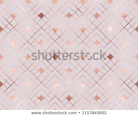 rhombus with roses Stock photo © blackmoon979