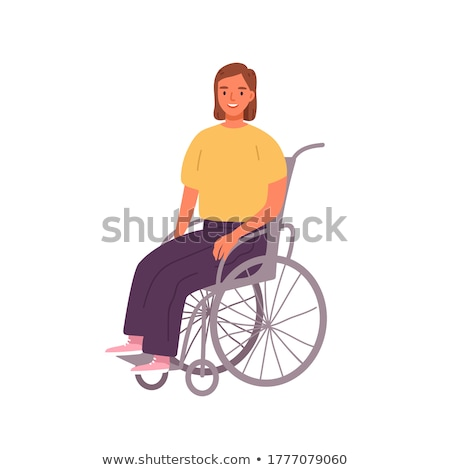 Disabled person. Stock photo © Fisher