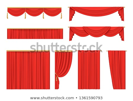 Set of stages white background Stock photo © bluering