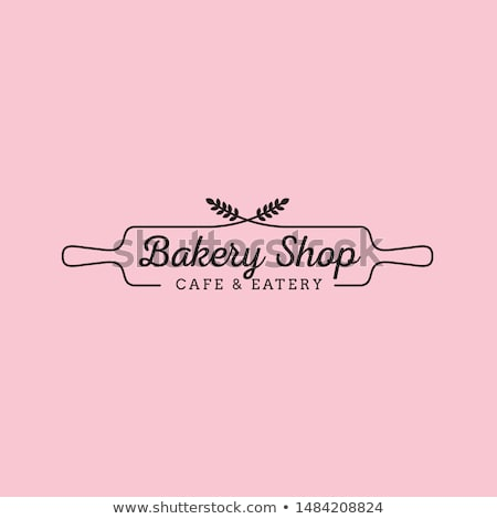 bakery logo bread icon vector sign element Stock photo © blaskorizov