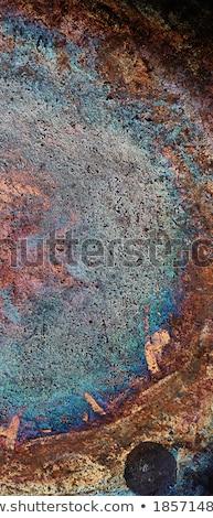 Colored metallurgy pattern Stock photo © netkov1