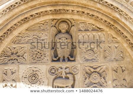 święty Francja szczegół kościoła podróży Europie Zdjęcia stock © boggy