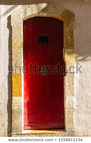 Церкви · дверей · старые · закрыто · город - Сток-фото © bobkeenan