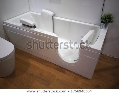 in the bathtub stock photo © nyul