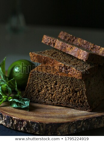 Pumpernickel Stock photo © joker