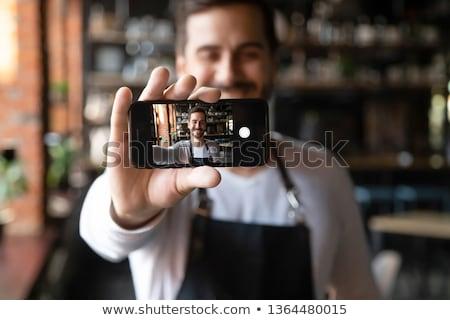 gentleman · telefoongesprek · werk · telefoon · zakenman · uitvoerende - stockfoto © photography33