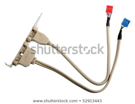 Cable for outside-device commutation Stock photo © boroda