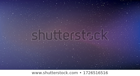 Stock photo: Orion stars in the night sky