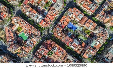Barcelona Espanha cidade ensolarado verão dia Foto stock © Estea