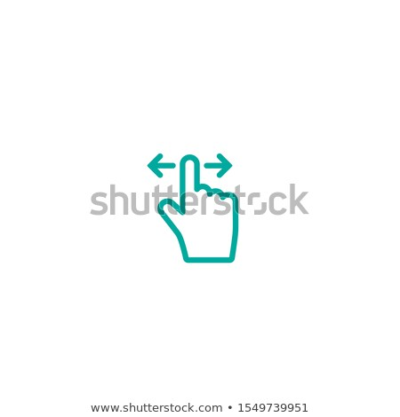 Hand Touching Approved Button. Stock photo © tashatuvango