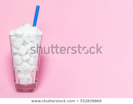 Sugar Health Danger Stock photo © Lightsource