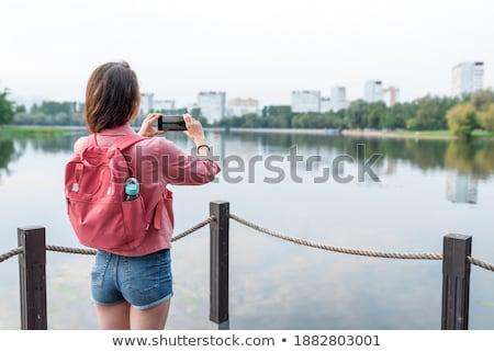summer holiday camera photography application Stock photo © vector1st
