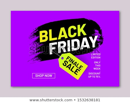 Semana ação de graças férias exclusivo preço Foto stock © robuart
