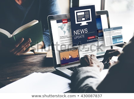 Media and News Concept Stock photo © -TAlex-