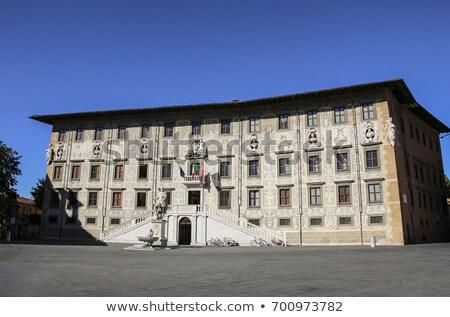 Palazzo della Carovana, Pisa, Italy Stock photo © borisb17