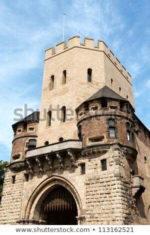 Severinstor (city gate Severin), Cologne, Germany Stock photo © borisb17