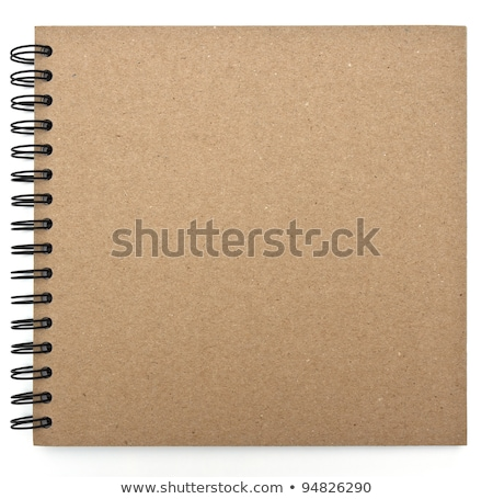 Draft paper on board Stock photo © animacad