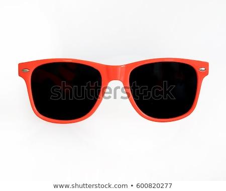 Isolated Sun glasses stock photo © paulwongkwan