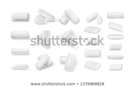 white gum Stock photo © brux