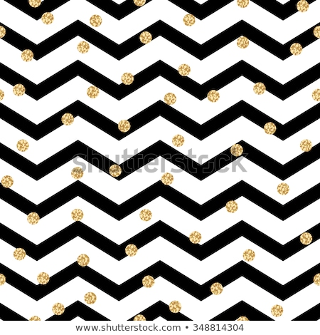 seamless stripes zig zag and polka dots background stock photo © creative_stock
