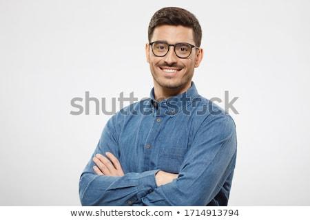 Attractive Male Stock photo © vanessavr