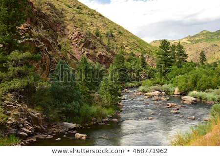 South Platte River in Colorado Stock photo © PixelsAway