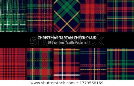 Christmas tablecloth  Stock photo © Digifoodstock